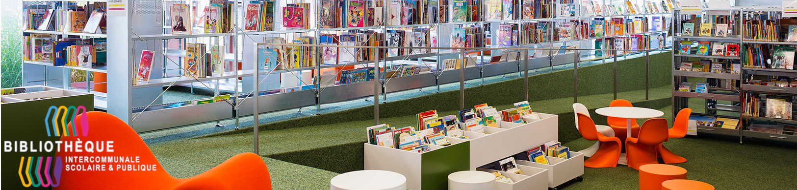 Bibliothèque intercommunale scolaire et publique de Rolle et environs